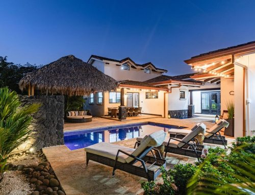 Beachfront Villa Costa Rica