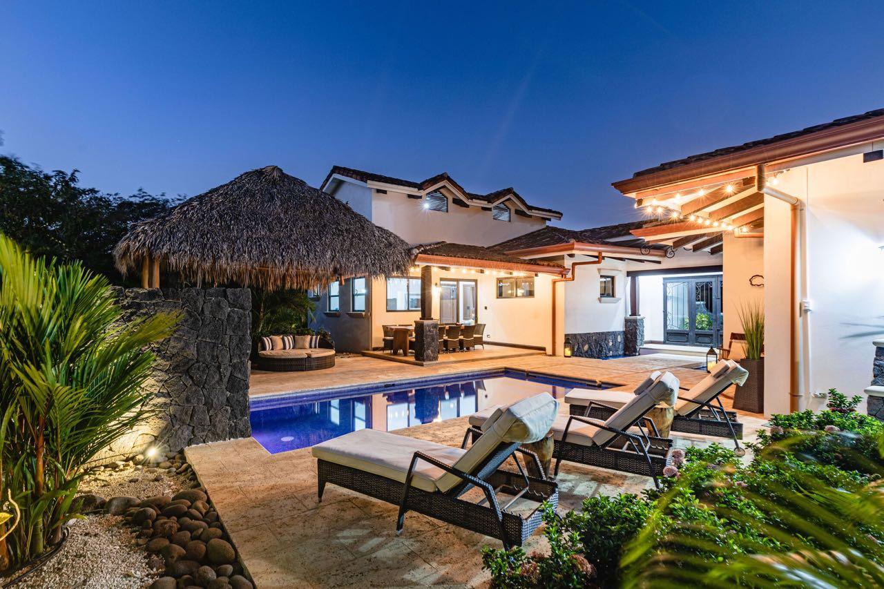 Beachfront Villa Costa Rica